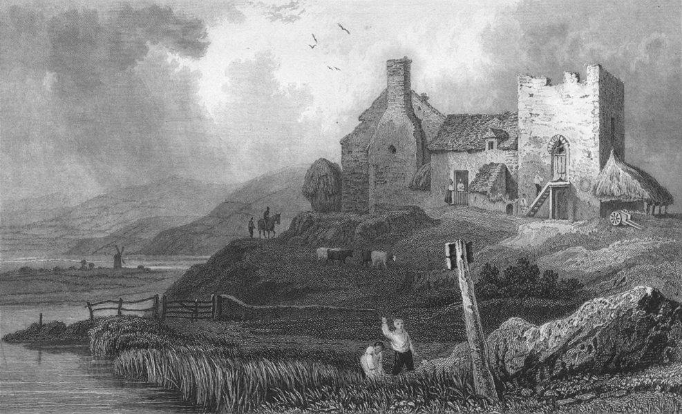 Associate Product PLAS CRUG. Aberystwyth, Cardiganshire. Cardigan.  c1831 old antique print