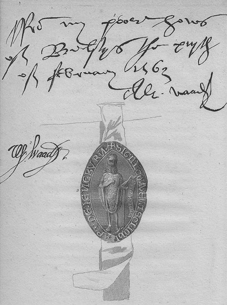 Associate Product KILBURN. Armigell Waad 'English Columbus'; Priory 1814 old antique print