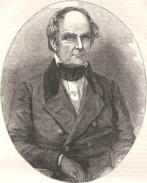 Associate Product POLITICS. Daniel Webster c1880 old antique vintage print picture