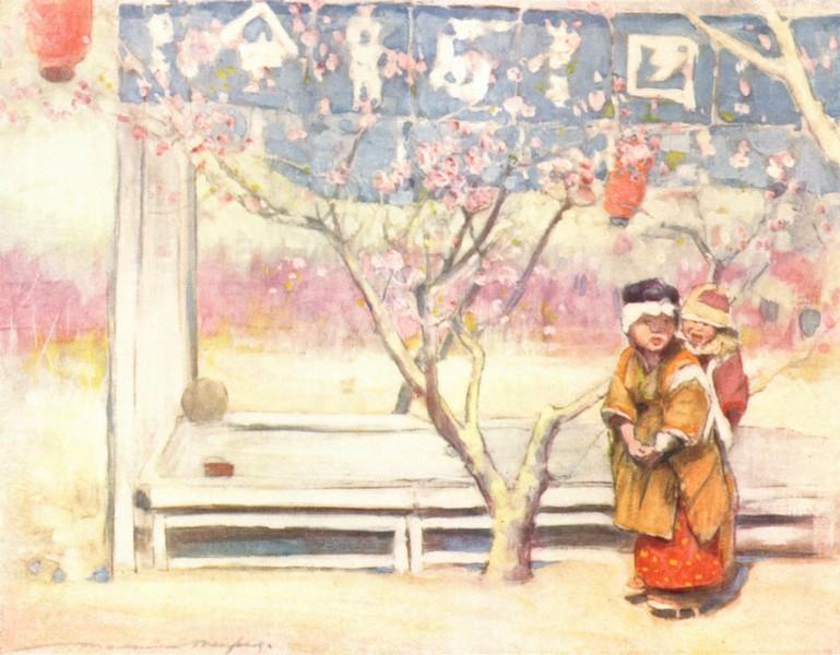 Associate Product JAPAN. Laden 1904 old antique vintage print picture