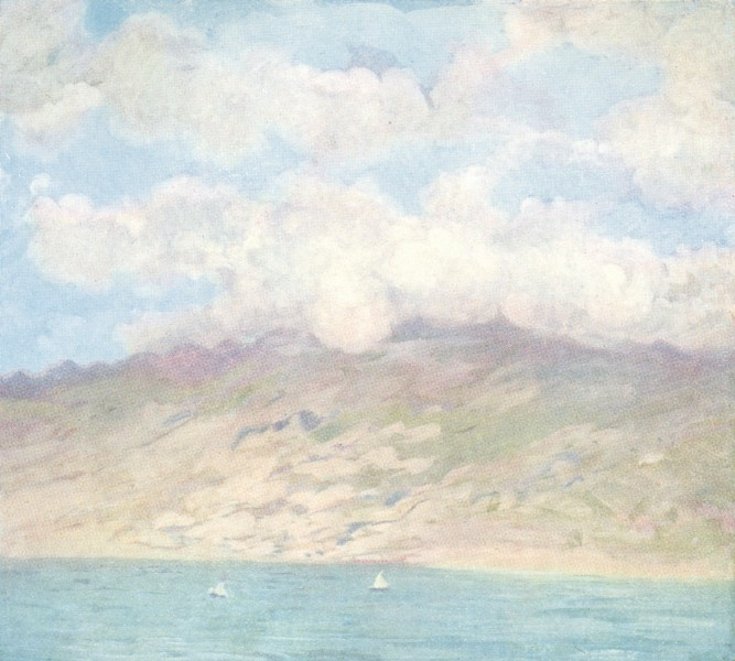 Associate Product WEST INDIES. Mount Pelée, Martinique. Pelee 1905 old antique print picture
