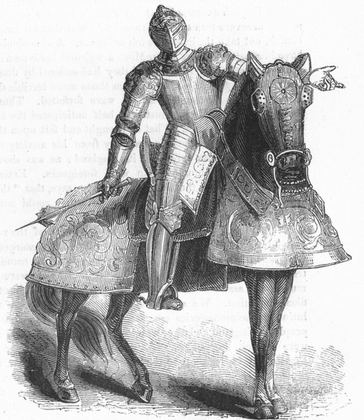 Associate Product KINGS. Edward VI 1845 old antique vintage print picture