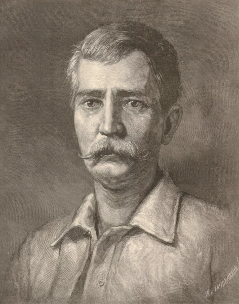 Associate Product Henry Morton Stanley, first Governor of the new Free State of the Congo 1885