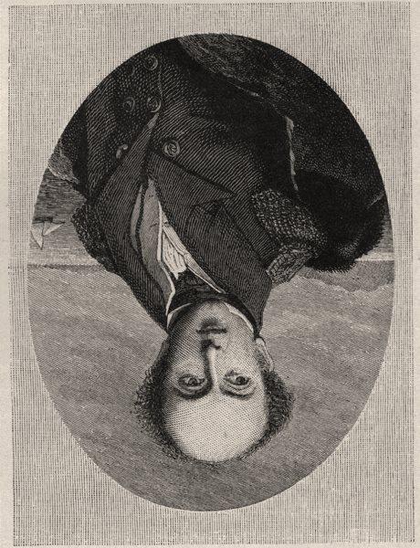 Associate Product Philip Parker King. Explorers. Australia 1890 old antique print picture
