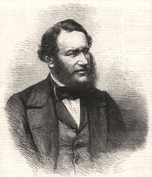 Associate Product Captn JB Martin, Australian packet-ship London, lost in the Bay of Biscay, 1866