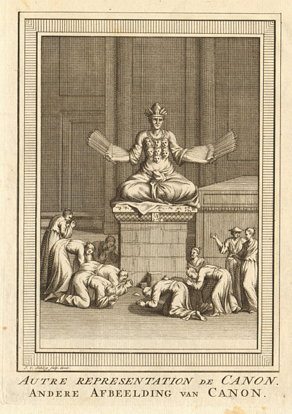 Associate Product Representation of Kannon. Canon GuanyinKanzeon. Bodhisattva. Japan. SCHLEY 1756