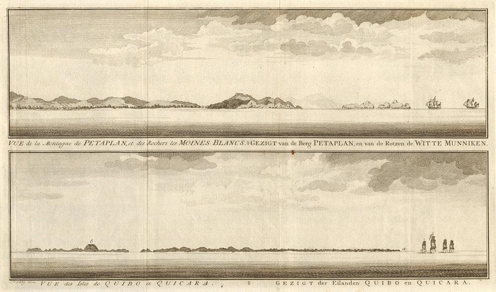 Associate Product Petatlan Mountain, Barra de Potosi, Mexico. Coiba island, Panama. SCHLEY 1757