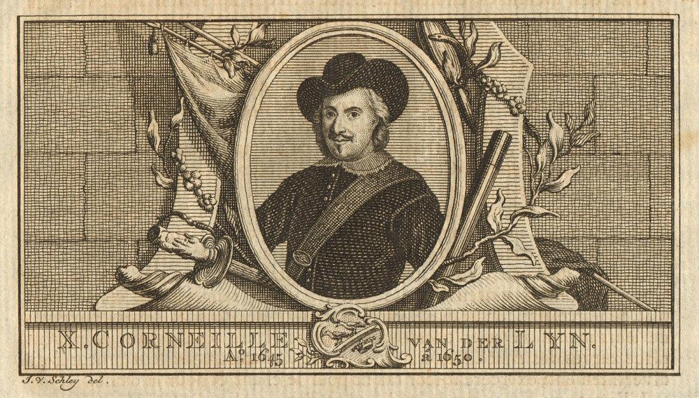 Cornelis van der Lijn, Governor-General of the Dutch East Indies 1645-1650 1763