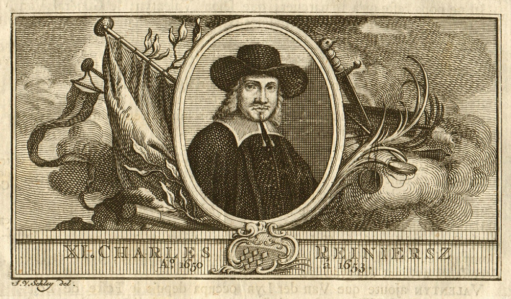 Associate Product Carel Reyniersz, Governor-General of the Dutch East Indies 1650-1653 1763
