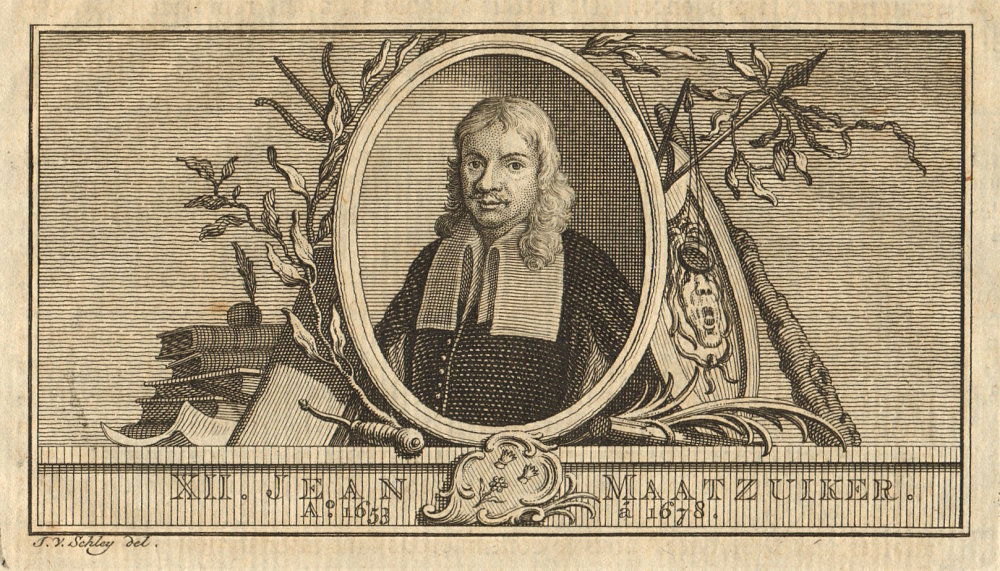 Associate Product Joan Maetsuycker, Governor-General of the Dutch East Indies 1653-1678 1763