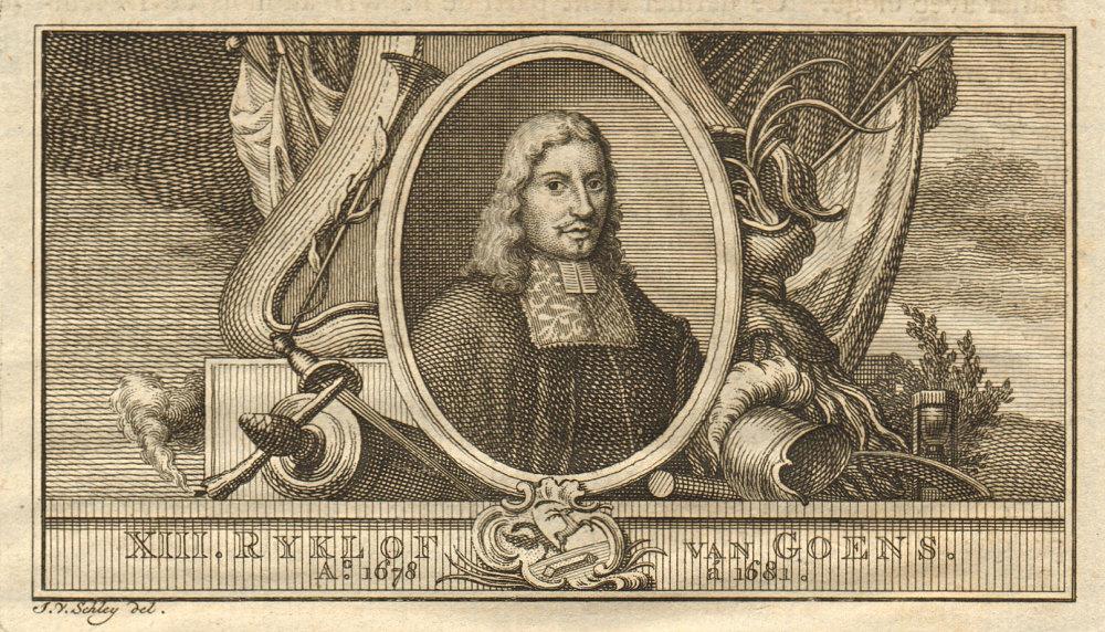 Associate Product Rijkloff van Goens, Governor-General of the Dutch East Indies 1678-1681 1763