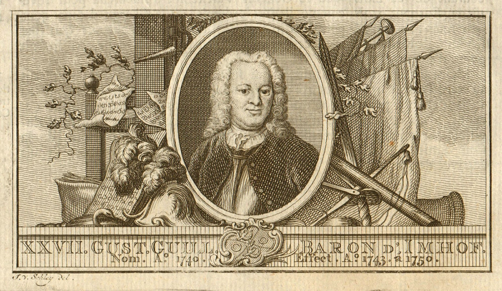 Associate Product Gustaaf Willem Baron van Imhoff, Governor-General Dutch East Indies 1743-50 1763