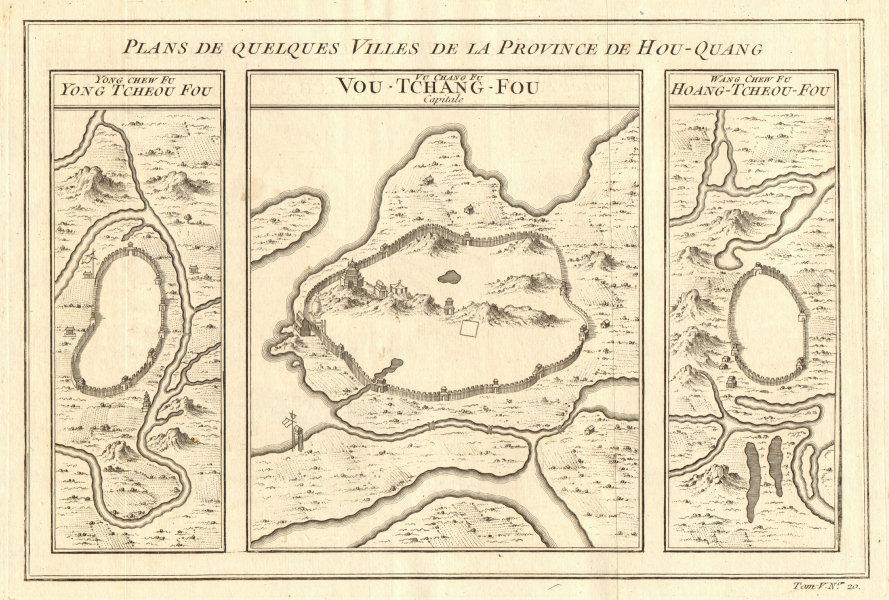 Associate Product China. Yongzhou, Hunan. Wuchang/Wuhan & Huangzhou, Huanggang, Hubei 1748 map