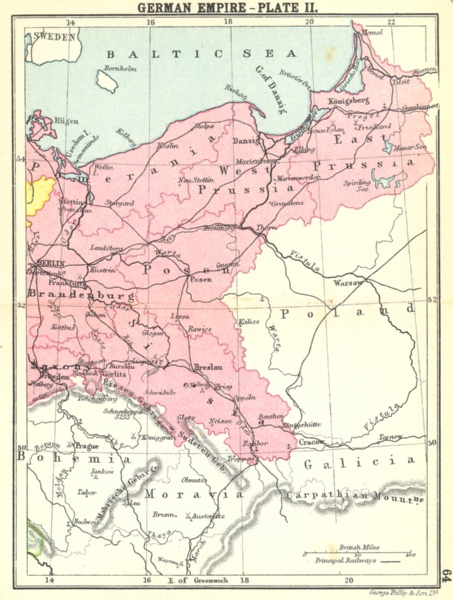 Associate Product GERMANY. German Empire-Plate II; Small map 1912 old antique plan chart