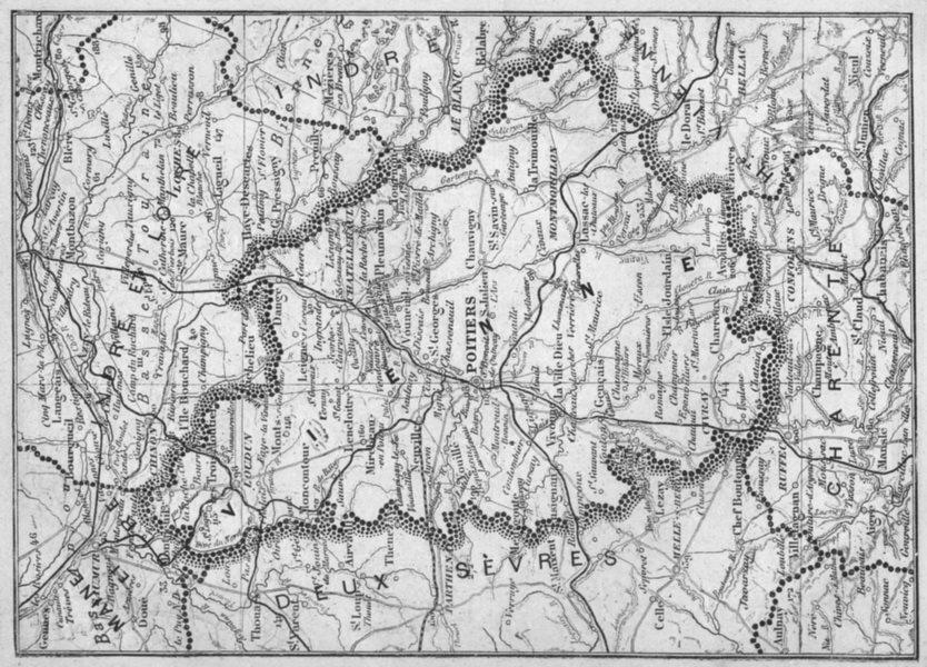 Associate Product VIENNE. Vienne 1878 old antique vintage map plan chart