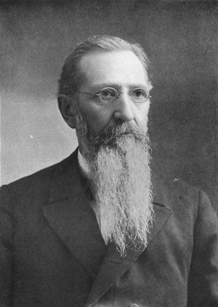 Associate Product POLITICS. Joseph Smith, President, Church Latter-day Saints 1907 old print