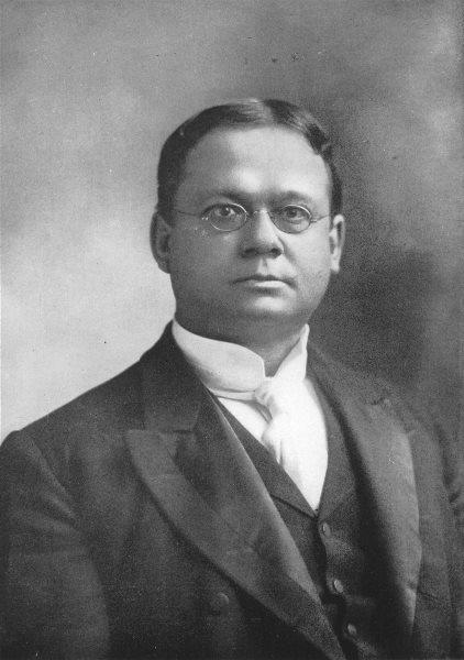 Associate Product ILLINOIS. William Rainey Harper; President University of Chicago 1907 print