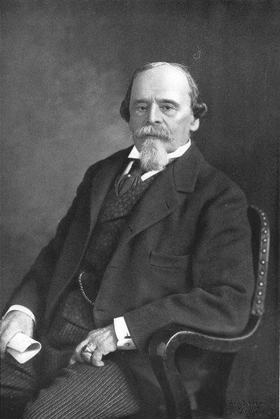 Associate Product MEXICO. Ignacio Mariscal, Secretary of Foreign Relations 1907 old print
