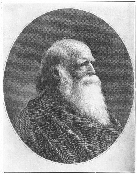 Associate Product JOURNALISTS. William Cullen Bryant 1907 old antique vintage print picture