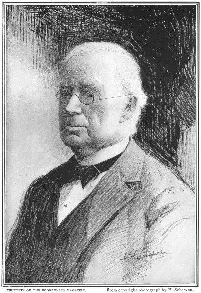 Associate Product POLITICS. George F Hoar 1907 old antique vintage print picture