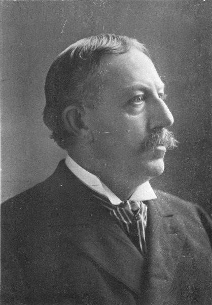 Associate Product POLITICS. David Starr Jordan, President Leland Stanford Junior Uni 1907 print