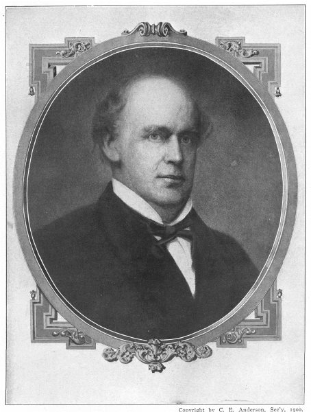 Associate Product SALMON PORTLAND CHASE. Chief Justice of US Supreme Court, 1864-1873 1907 print