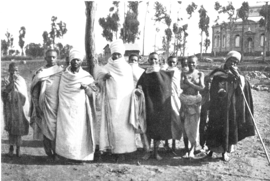 Associate Product ABYSSINIA. chief priest (Abuna) elected by the Patriarch of Alexandria 1900