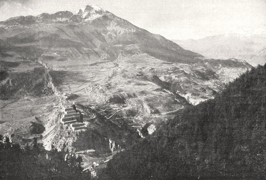 Associate Product VAR. Les forts de L'esseillon, gardiens du Mont Fréjus et du Mont Cenis 1900