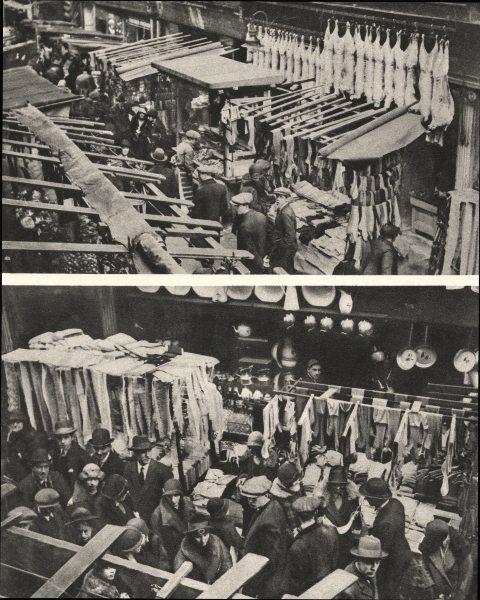 Associate Product LONDON. All Shades Perfect, one and six. Berwick Market, Soho, Saturday 1926