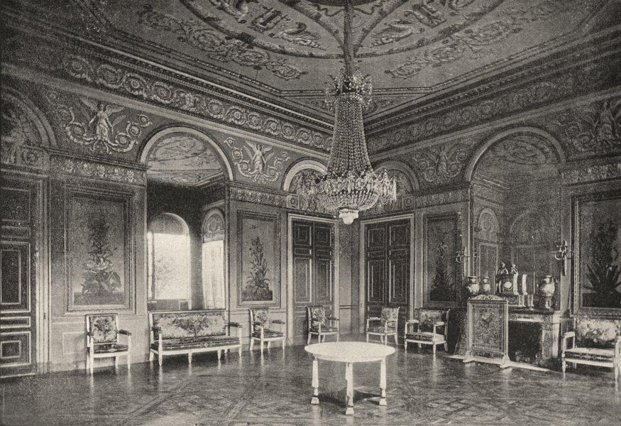 Associate Product OISE. Compiègne. Ancienne Chambre a Coucher du Prince Impérial 1895 old print