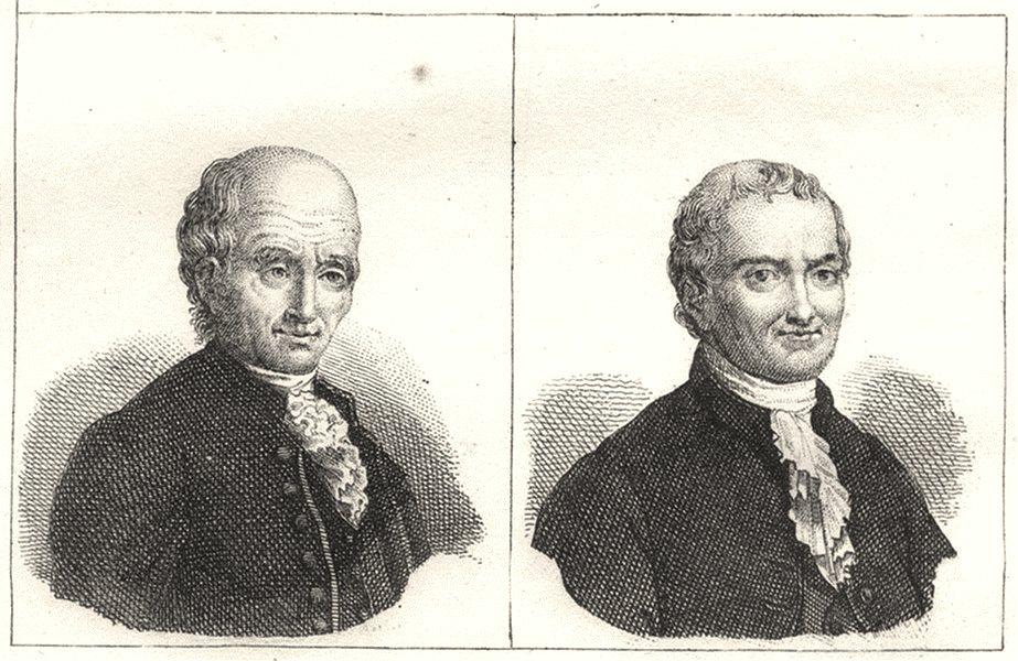 Associate Product BOUCHES-DU-RHÔNE. Bouches-du-Rhone.Adanson;Barthelemy 1835 old antique print