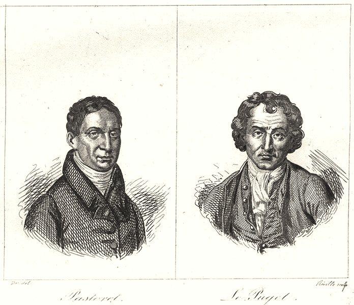 Associate Product BOUCHES-DU-RHÔNE. Marseille. Pastoret; Se Puget 1835 old antique print picture
