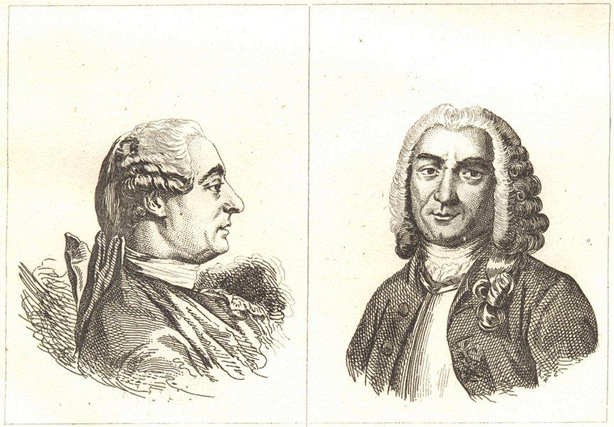 Associate Product CÔTES-D'ARMOR. Cotes-du-Nord. Duolos; Bourdonnais 1835 old antique print