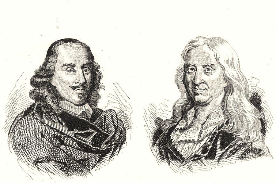 Associate Product SEINE-MARITIME. Inférieure. Rouen. Pierre Corneille; Thomas 1835 old print