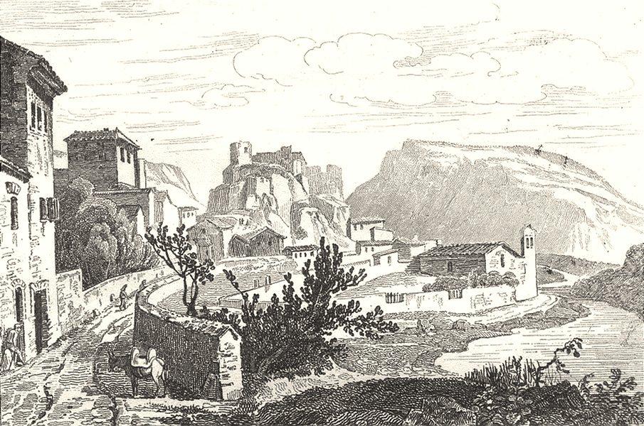 Associate Product TARN. La Roque 1835 old antique vintage print picture