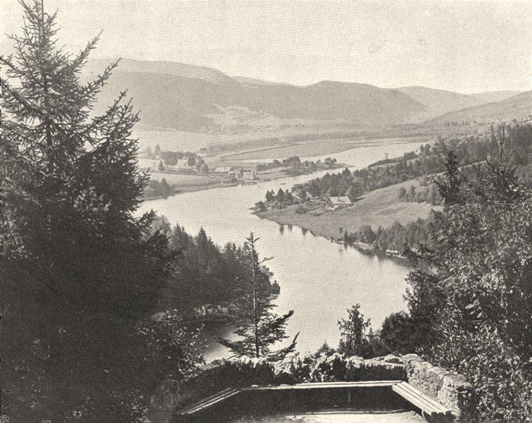 Associate Product DOUBS. Villers- Les bassins du Doubs 1905 old antique vintage print picture