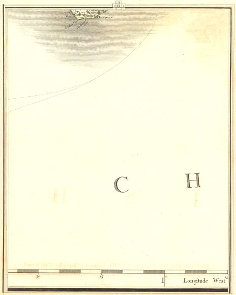 Associate Product ISLE OF WIGHT. St Catherine's Point Niton Chale Puckaster Cove. CARY 1794 map
