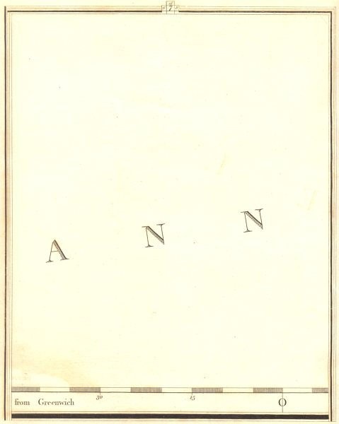 Associate Product ENGLISH CHANNEL. Section 7. South of Sussex. CARY 1794 old antique map chart
