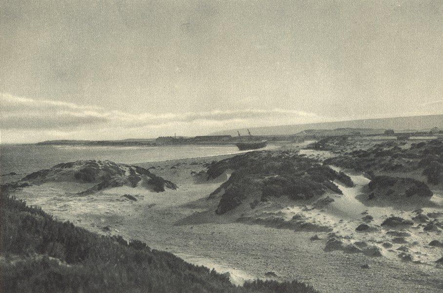 Associate Product CHILEAN PATAGONIA.Estancia San-Gregorio.Estrecho Magallanes.Magellan Str. 1932