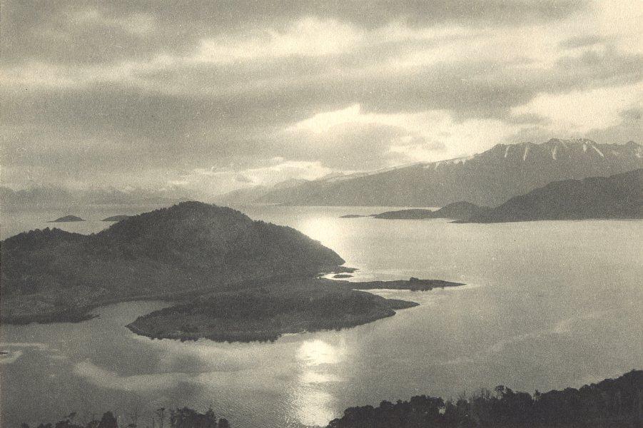 CHILEAN PATAGONIA. Canal Murray. Isla Button, Bahía Ponsonby. Tierra Fuego 1932