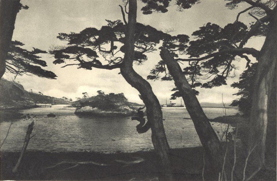 Associate Product CHILEAN PATAGONIA. Isla Picton. Puerto Piedra. Cape Horn. Tierra del Fuego 1932