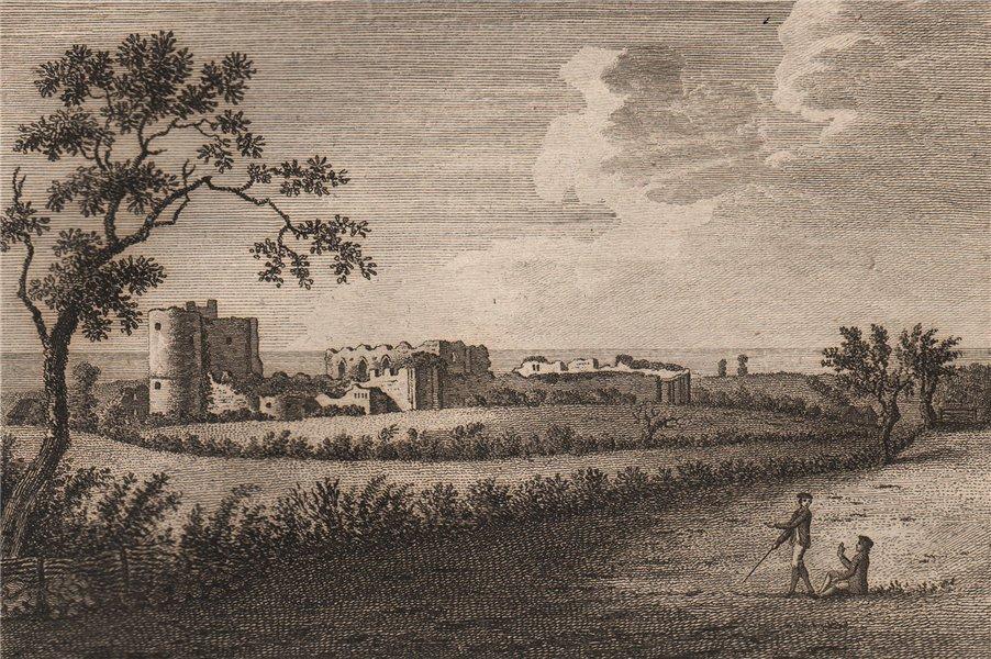 Associate Product SALTWOOD CASTLE, Kent. GROSE 1776 old antique vintage print picture