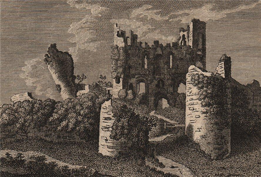 Associate Product CAERPHILLY CASTLE. 'Caerphily or Sengenneth Castle, Glamorgan'. 2. GROSE 1776