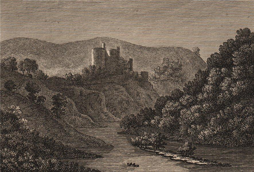 Associate Product CILGERRAN CASTLE, Pembrokeshire, Wales. 'Cilgarron Castle'. GROSE 1776 print