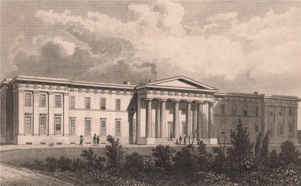 Associate Product EDINBURGH. John Watson's Hospital, now Scottish National Modern Art Gallery 1833