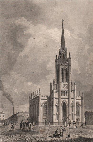 Associate Product St. Matthew's Church, Campsfield, Tonman Street, Manchester. HARWOOD 1829