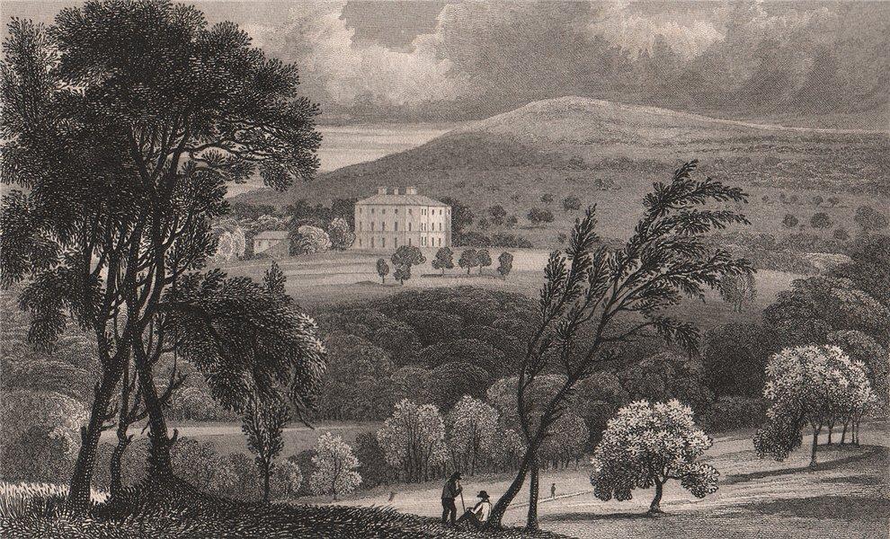 Associate Product Sandlands. The seat of William Deedes Esq. near Hythe. Kent. SHEPHERD 1829
