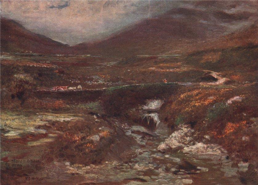 Associate Product 'The Bloody Bridge' by FrancisSylvesterWalker. Ireland 1905 old print