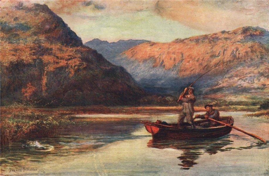 Associate Product 'A Mountain Dwelling' by FrancisSylvesterWalker. Ireland 1905 old print