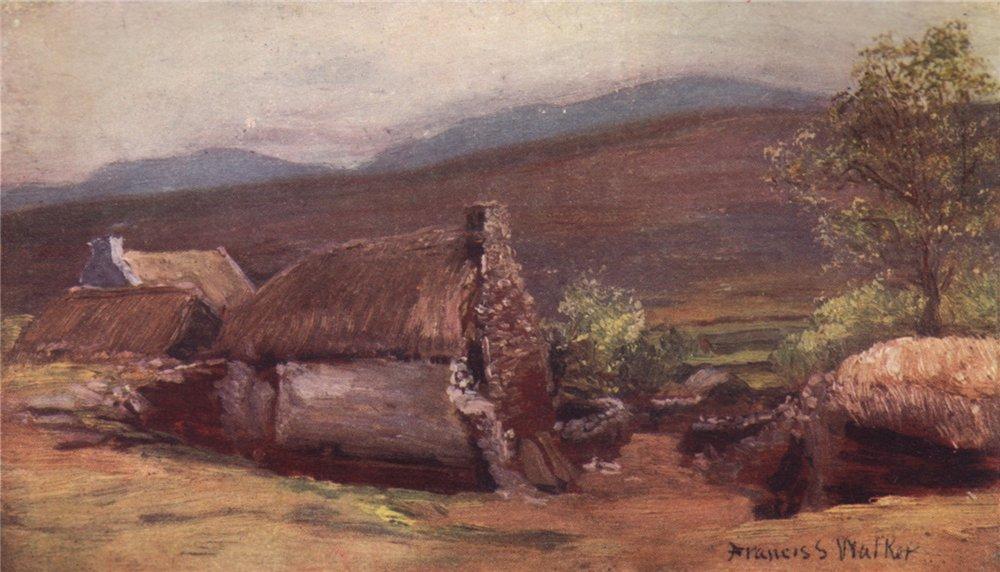Associate Product 'Near Recess, Connemara' by FrancisSylvesterWalker. Ireland 1905 old print